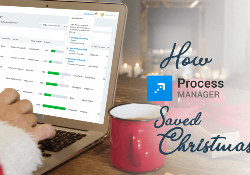 How Process Manager saved Christmas