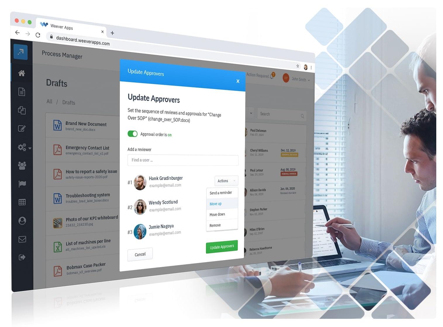 document-management-automate-compliance