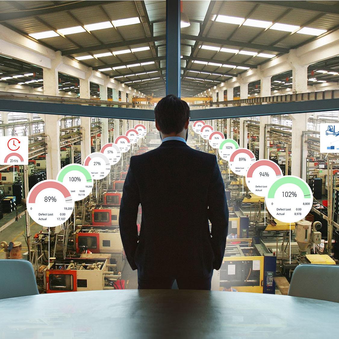 Factory Digitization