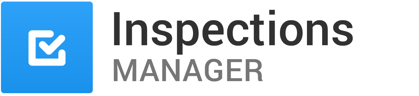 Inspections Manager logo consistant size - left justified