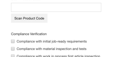 compliance verification